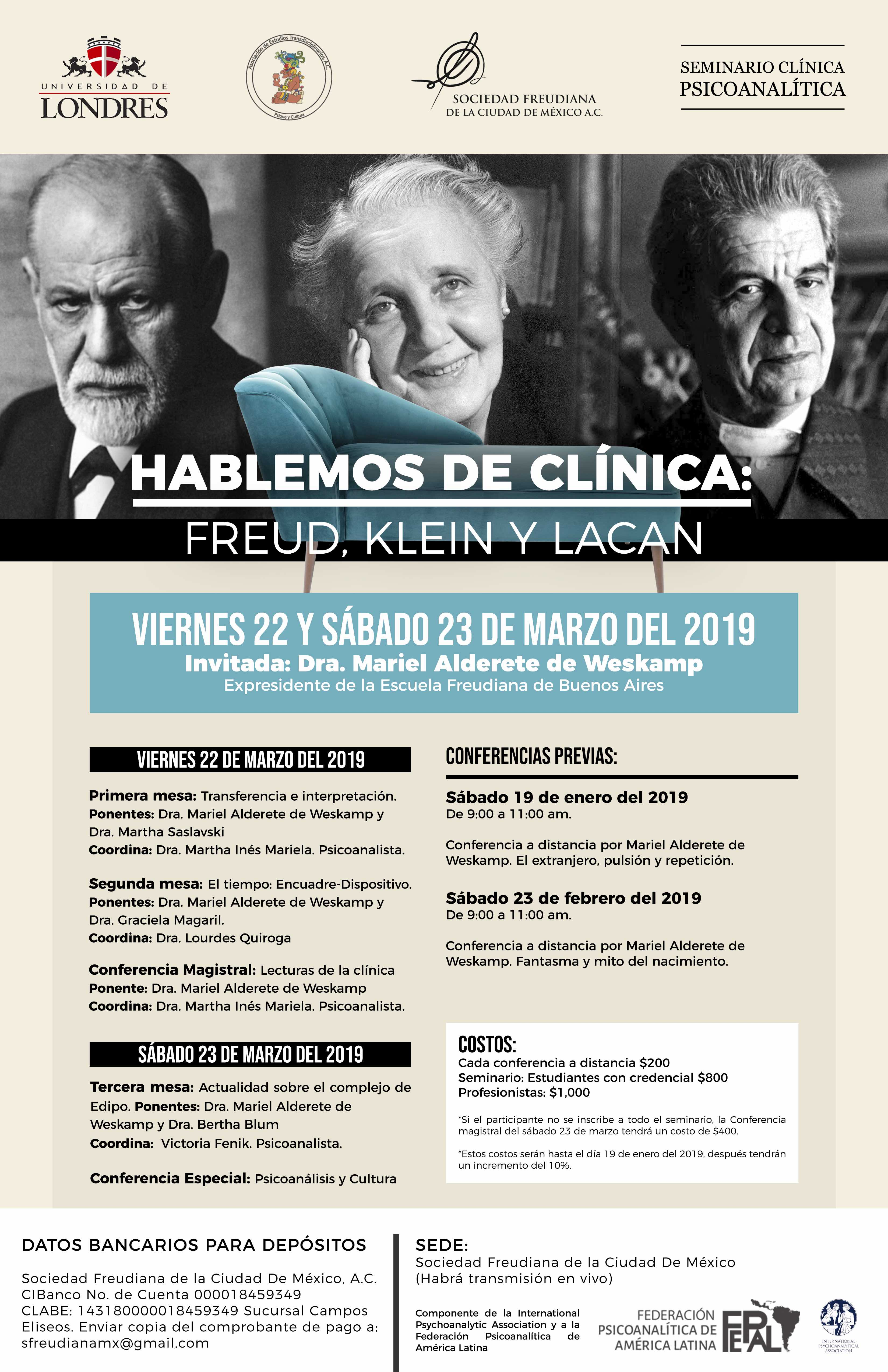 Psicoanálisis en México